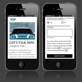 MINI Used Approved Cars Survey