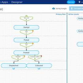 Live Apps – Business Process Management Web Application